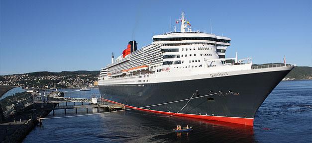 Kreuzfahrtschiff, Queen Mary 2, Schiff, Luxusliner