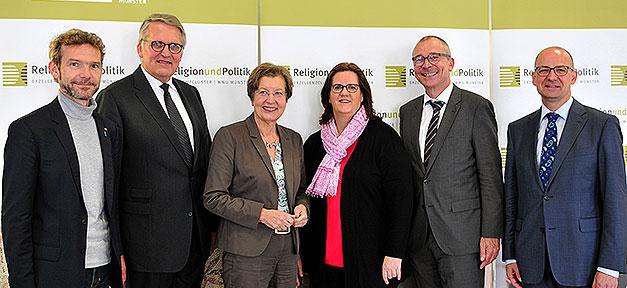 Religion, Exzellenzcluster, Politik, Diskussionsrunde