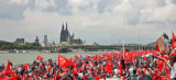 Knapp 40.000 Teilnehmer feierten Zerschlagung des Putsches