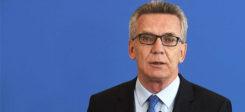 Thomas de Maiziere, CDU, Innenminister, Bundesinnenminister