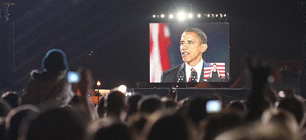 Barack, Hussein Obama, USA, Präsident, Schwarzer, US