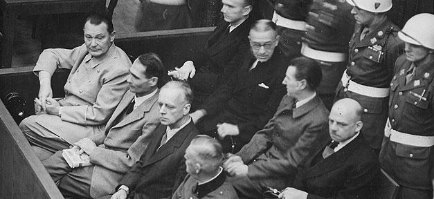 Nürnberger Prozesse, Nazi Regime, Nazis, Prozess, Nürnberg, Geschichte