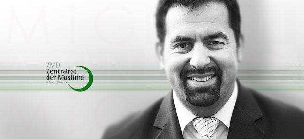 Aiman Mazyek, Zentralrat der Muslime, ZMD, Islam, Muslime