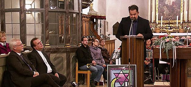Aiman Mazyek, Zentralrat der Muslime, Islam, Kirche, Muslime