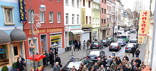 Köln, Keupstraße, NSU, Nagelbombenanschlag, Türken, Rassismus, Rechtsextremismus