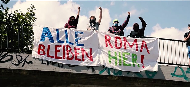 Roma, Abschiebung, Bleiberecht, Aufenthalt, Sinti, Diskriminierung, Rassismus