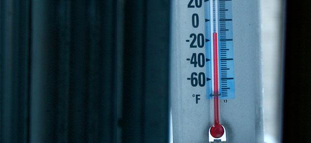 Temperatur, Kalt, Winter, Kälte, Celsius, Minus