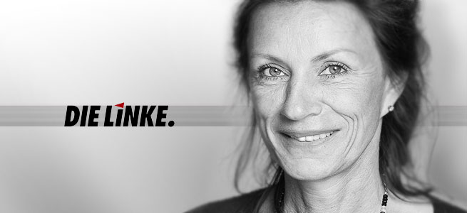 Ulla Jelpke, Die Linke, Linke, Innenpolitik, Bundestag, Abgeordnete