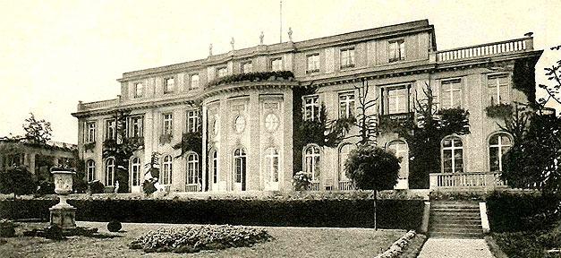 Villa, Wannsee, Wansee Konferenz