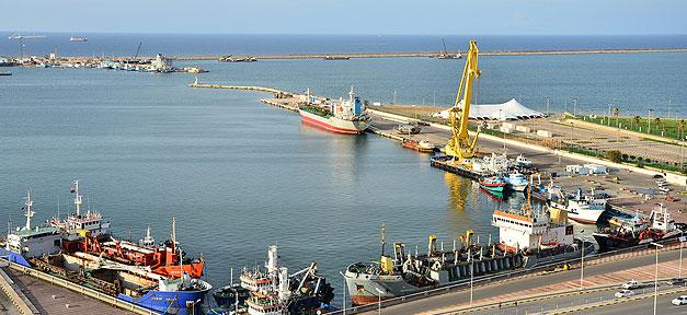 Libyen, Hafen, Meer, Schiffe, Mittelmeer