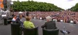 Umjubelter Obama mahnt Realismus in Flüchtlingspolitik an