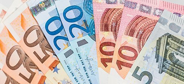 Geld, Alter, Armut, Rente, Euro