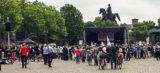 Beteiligung am Kölner Friedensmarsch geringer als erwartet