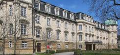 Bundesinanzhof, München, BFH, Gericht, Gerichtsgebäude, Rechtsprechung, Justiz