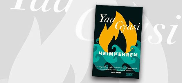 Buch, Heimkehren, Yaa Gyasi, Sklaverei, Rassismus