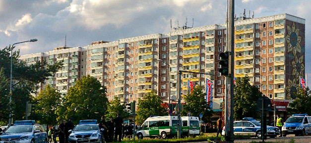 Sonnenblumenhaus, Rostock, Lichtenhagen, Rassismus, Rechtsextremismus
