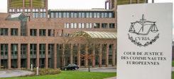 Europäischer Gerichtshof, EuGH, Europa, Rechtsprechung
