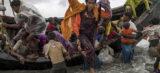 Fast 600.000 Rohingya aus Myanmar geflohen