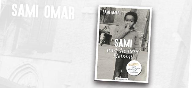 Sami Omar, Heimat, Buch, Buchcover, Rassismus