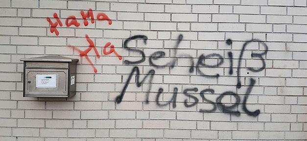 Islamfeindlichkeit, Islam, Muslime, Rechtsextremismus, Straftat, Moschee