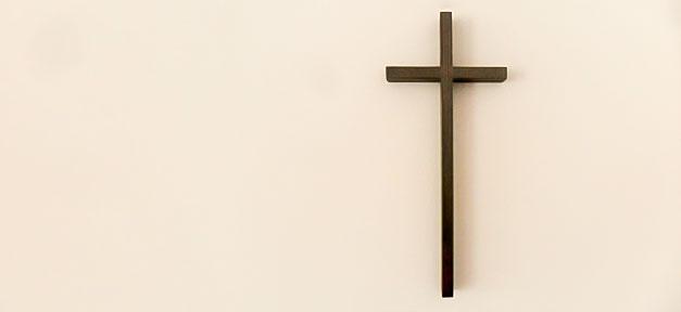 Kreuz, Kruzifix, Wand, Religion, Christentum