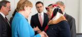 Merkel: Wir können und dürfen nicht vergessen, was passiert ist