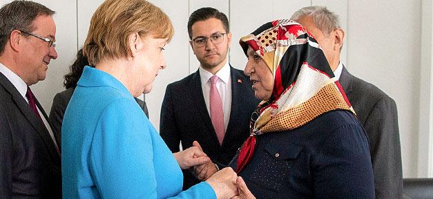 Angela Merkel, Mevlüde Genç, Solingen, Brandanschlag, Rechtsextremismus