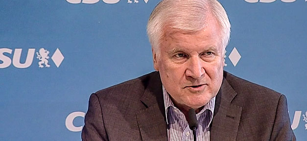 Horst Seehofer, BMI, Innenminister, Bundesinnenminister, Pressekonferenz