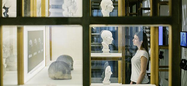 Museum, Schäde, Rasse, Rassismus, Nationalsozialismus, Dresden, Hygiene Museum