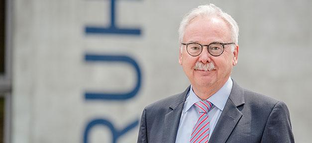 Thomas Feltes, Kriminologe, Prof. Strafrecht, Straftaten, Wissenschaft