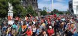 Bundesweit Demonstrationen für Seenotrettung im Mittelmeer