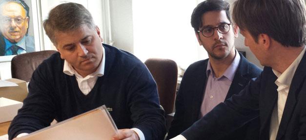 Mehmet Daimagüler, NSU-Prozess, NSU, Rechtsextremismus, Beate Zschäpe, Nebenkläger