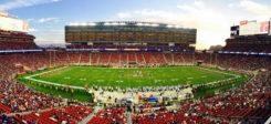 American Football, Stadion, Sport, Spiel, Zuschauer
