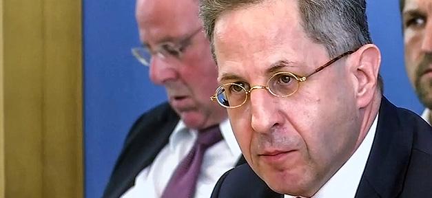 Hans-Georg Maaßen, Verfassungsschutz, Präsident, Innenministerium