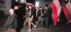 Neonzazis, Rechtsextremismus, Demonstration, Antisemitismus