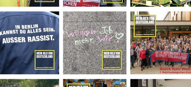 Galerie, Deutschland, Vereint, Deutschland vereint, Rassismus, Rechtsextremismus