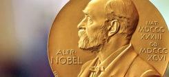 Alfred Nobel, Medaille, Nobelpreis, Friedensnobelpreis, Wissenschaft