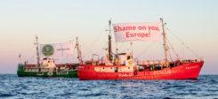 Sea Eye, Rettungsschiff, Seenotretter, Flüchtlinge