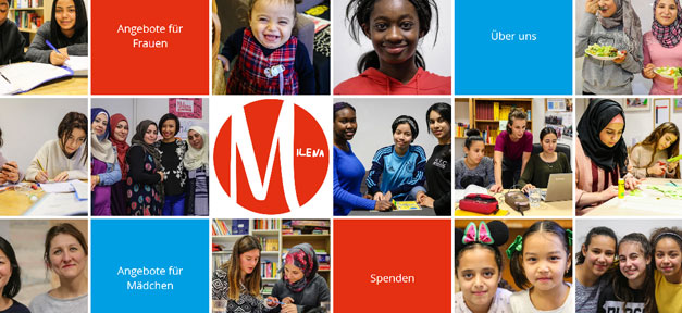 Mädchen, Milena, Mädchenbüro, Hilfe, Integration