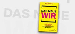 Das neue Wir, Buch, Buchcover, Jan Plamper