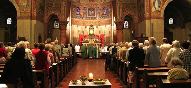 Kirche, Gottesdienst, Priester, Religion, Christentum