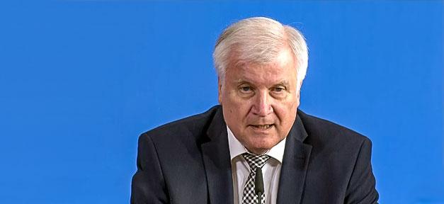 Horst Seehofer, Bundesinnenminister, BMI, Innenminister, CSU, Seehofer