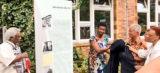 Neue Gedenktafel zur Kolonialgeschichte in Berlin