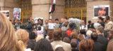 Dresden gedenkt Rassismusopfer Marwa El-Sherbini