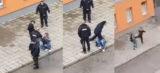 Video zeigt, wie Wachleute Asylbewerber misshandeln