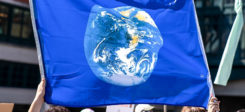 Klima, Erde, Demonstration, Klimawandel, Demo, Planet