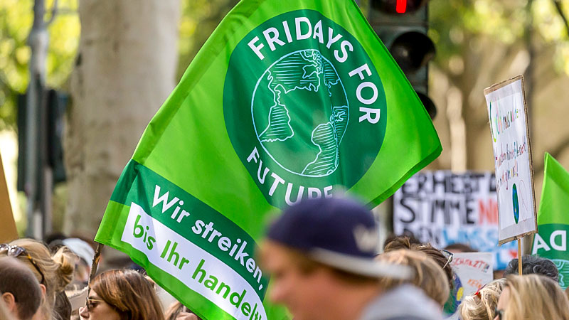 Fridays for Future, Klima, Umwelt, Klimawandel, Demonstration