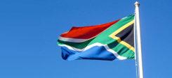 Südafrika, Flagge, Fahne, Staat, Land, Mast, Fahnenmast
