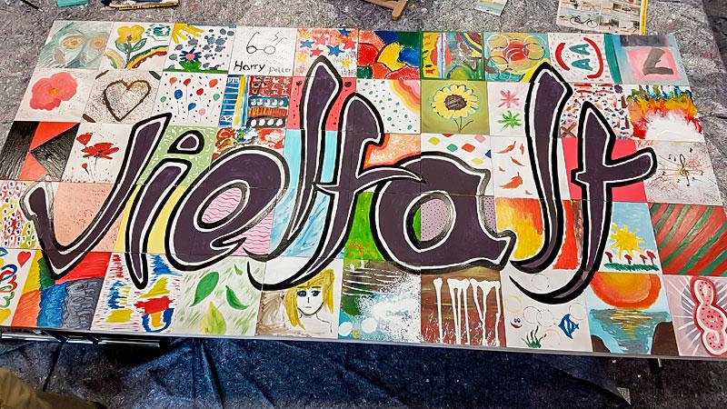 Vielfalt, Multikulti, Kultur, Gesellschaft, Interkulturelle Woche