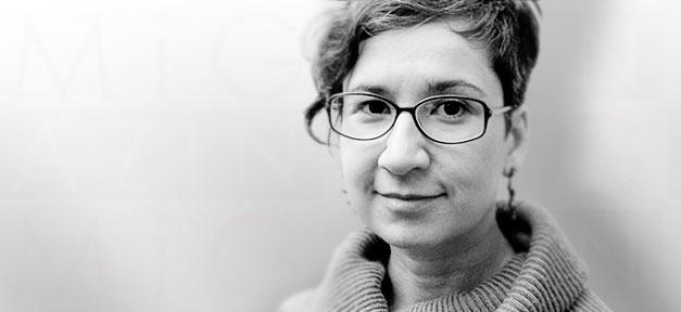 Sarah Wohl, Meinung, MiGAZIN, Kommentar, Portrait